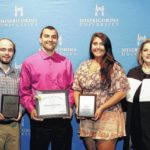 Misericordia business students receive awards