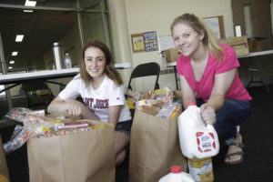 Lake-Lehman Summer Food Program takes aim to fill bellies over the summer break