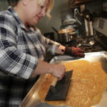 Trucksville resident Lynn Yasenchak reviving interest in peanut brittle by creating different flavors