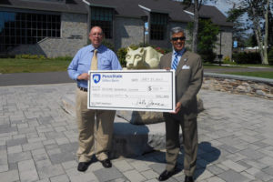 Penn State University/Wilkes-Barre Campus donates to Victims Resource Center