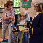 Puppeteer Susan Klein and Family of Friends visit Back Mountain Memorial Library
