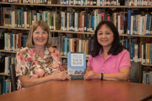 Sweet Valley author donates book to Luzerne County Community College Library