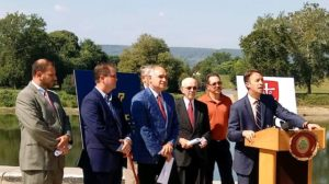 Proposed funding plan unveiled for River Common park in Wilkes-Barre